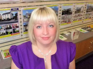 Laura Evans, Owner of Peters & Co Estate Agents